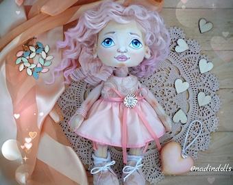 doll, handmade doll, handmade, puppet