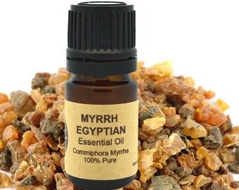 Myrrh Egyptian Essential Oil 5 ml, 10 ml or 15 ml