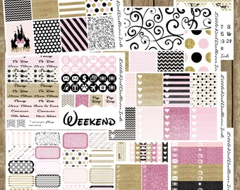 Minnie Mouse Weekly Kit