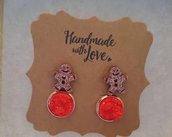 Christmas earring sets