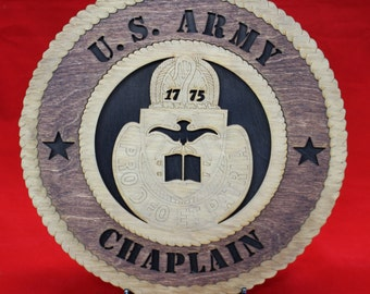 US Army Chaplin Tribute