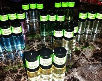 Patchouli Body Oil