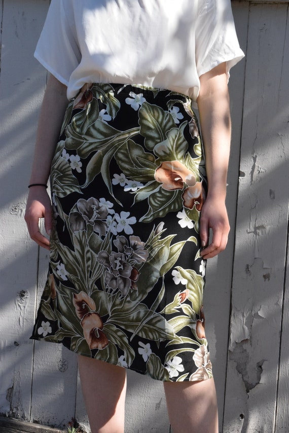 Tropical Easywear Skirt