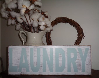 Laundry Sign, Laundry Room Sign