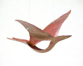 Bird Ornament, Small