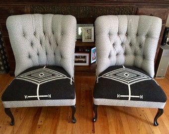 Pendleton Chairs, Rustic