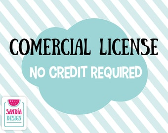 Discount codes not applicable. Comercial License, No Credit Required