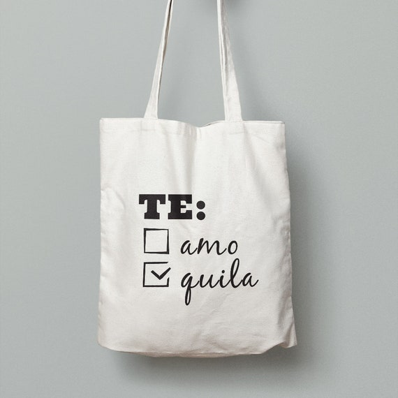 "Spanish Bag ""Tequila"""