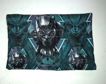 Black Panther catnip mat