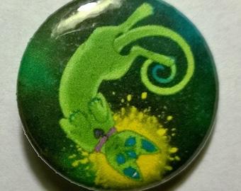 Astrocat Button