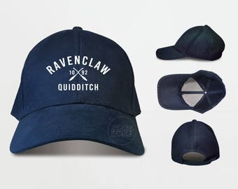 Ravenclaw Quidditch 1092 Baseball Caps Harry Potter Hat Ravenclaw Caps Tumblr Caps