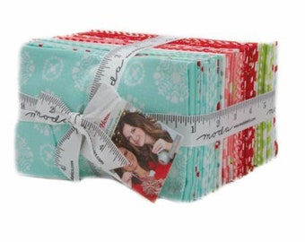 Vintage Holiday by Bonnie and Camille - Fat Eighth Bundle