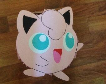 Pokemon Pinata ( Jiggly Puff )