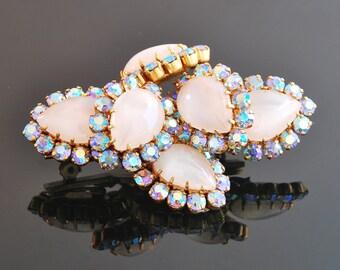 Vintage Pin - Vintage Austria Costume Jewelry Brooch