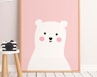 Nursery prints,Girls Wall Art, Nursery wall art,  Cute Wall Prints,  kids room decor, Nursery printables, Girls Wall Prints,Girls wall decor