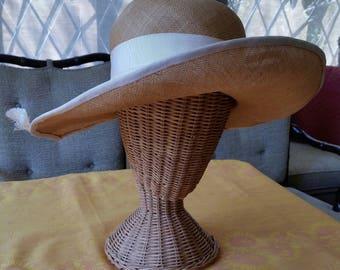 Mr. John Jr. Straw Hat