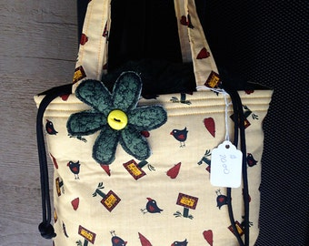 Country Chicken Tote
