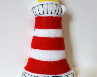 Lighthouse Cat Toy