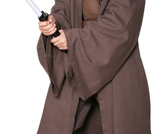 Star Wars Jedi Knight Jedi Robe nur - dunkelbraun - Replica Star Wars Kostüm