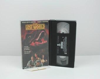 Lost World [VHS] (1992)