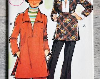 Pouch pattern - Paris 8285 tunic Lady (Vintage)
