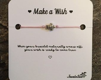 Sea Turtle Wish Bracelet