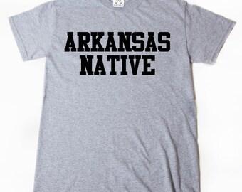 Arkansas Native T-shirt Place Name Arkansas Tee Shirt