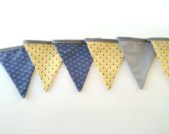 Bunting, deco wall room decor, kids birthday flags, banner flags baptism