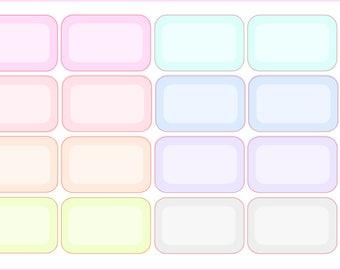 Spring Multicolor- Half Box