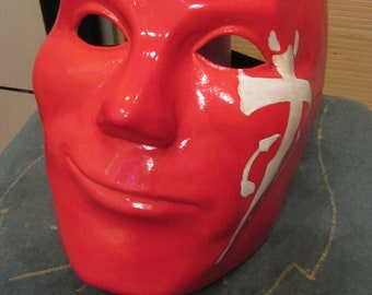Hollywood Undead J Dog Mask 2013 inspired of Johnny 3 T...