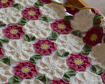 The Flora Quilt - PDF Crochet Pattern