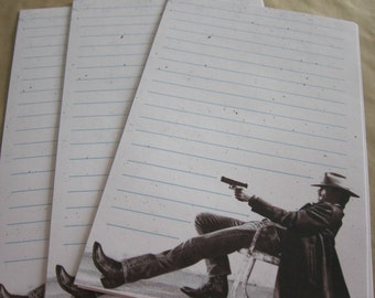 Justified - Raylan Writing Sheets