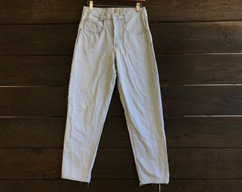 Vintage 80s/90s Guess Distressed Jeans