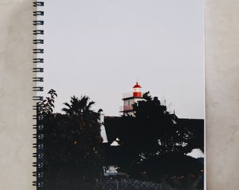 Cascais Lighthouse Travel Notebook