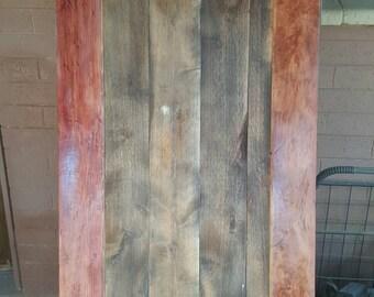 30x80 pine and alder solid lumber interior door