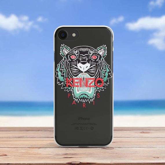 iphone 8 coque kenzo