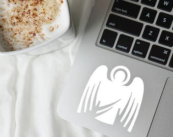 Angel decal, Christian decal, Christian sticker, Faith decal, Faith sticker, God decal, God sticker, Jesus decal, Jesus sticker, Religious