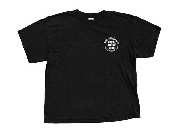 R. Kelly Mr Show Biz The light it Up Tour T-Shirt