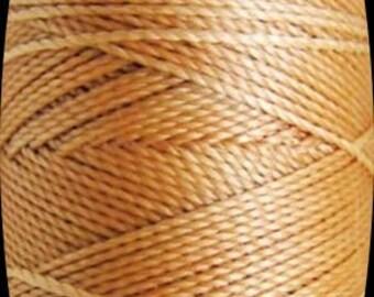 Macramé thread poached 180m - Linhasita - Palha / 18