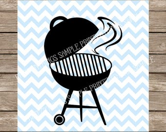 Grill svg, Grilling svg, Grill, Summer, summer svg, barbecue, Barbecue svg, bbq svg, bbq, Fathers Day, svg, svg silhouette, Fathers Day svg