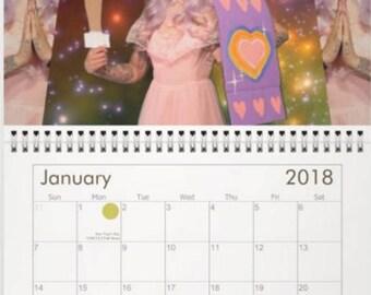 UNICULT 2018 Calendar