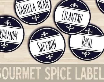 spice labels templates vatoz atozdevelopment co
