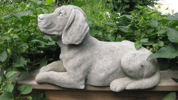 Beagle Dog Statue Large Shipping For East Of The