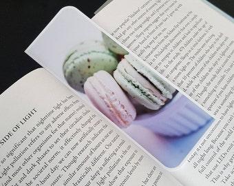 Macaron Dessert Bookmark