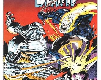 Death 3 - Issue's 2 - 3 - Oct Nov 1993 - Newsstand - NM/MT - U-Pick - Priced Each - Marvel Uk Comics