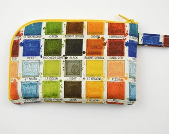 Roundup Zip Pouch PDF Pattern and VIDEO TUTORIAL