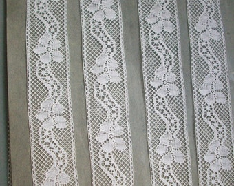 Antique lace french origin 1910