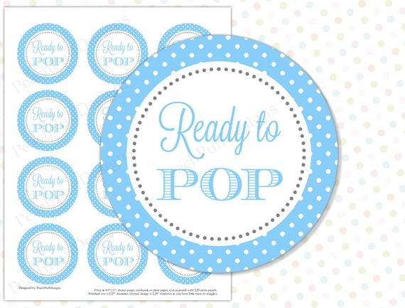 Revered image inside free printable baby shower labels