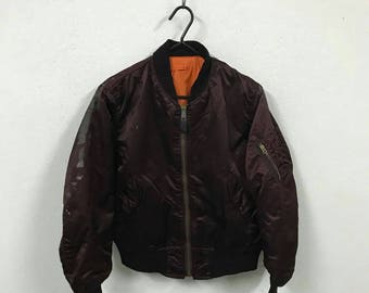 Vintave Corinth MFG. Co Flight Jacket / Bomber Jacket