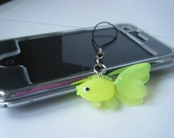 ♥ laptop ♥ yellow fish jewelry